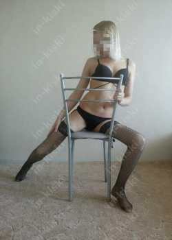 Проститутка Настенька, 27, Челябинск