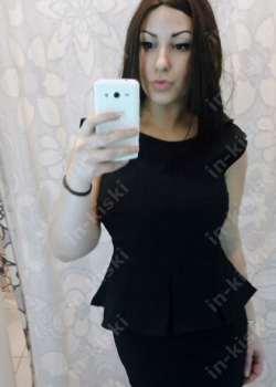 Проститутка Анастасия, 24, Челябинск
