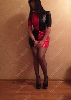 Проститутка Эдита, 27, Челябинск