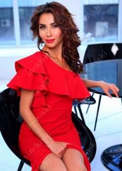 Проститутка Инес, 25, Челябинск