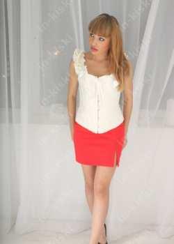 Проститутка Агапия, 27, Челябинск